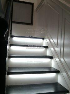 Фото освещения лестниц