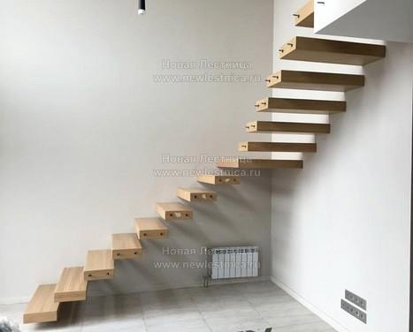 Изготовление консольных лестниц